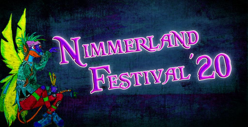 Nimmerland festival 2020