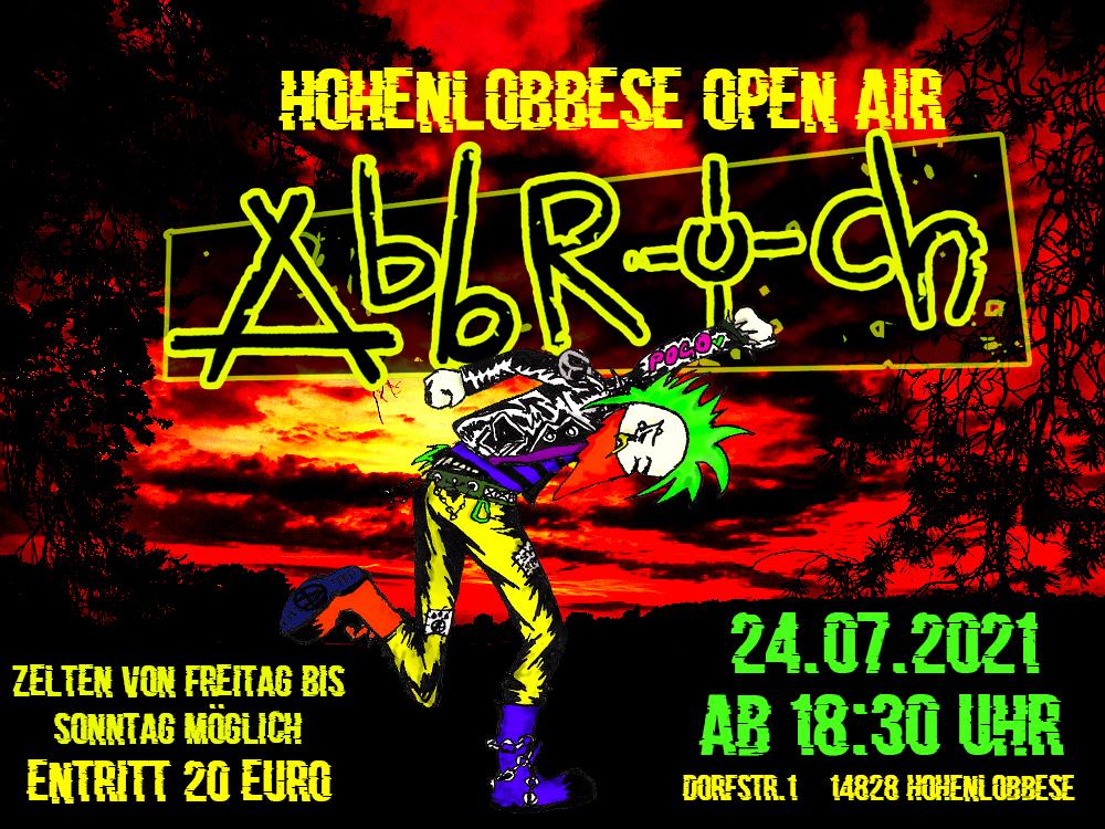 hohenlobese open air 2021