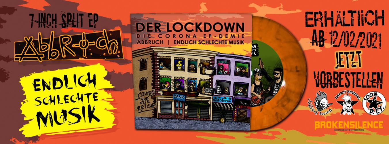 preorder der lockdown EP