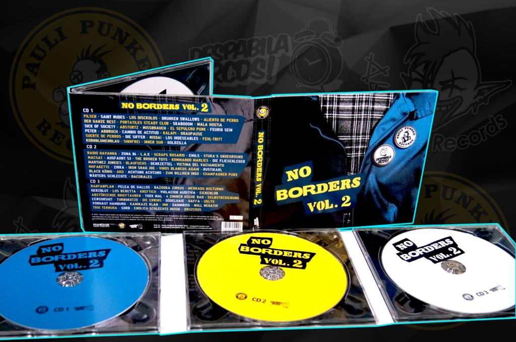 No borders CD sampler