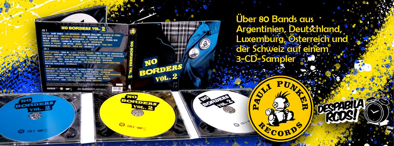 No borders vol. 2