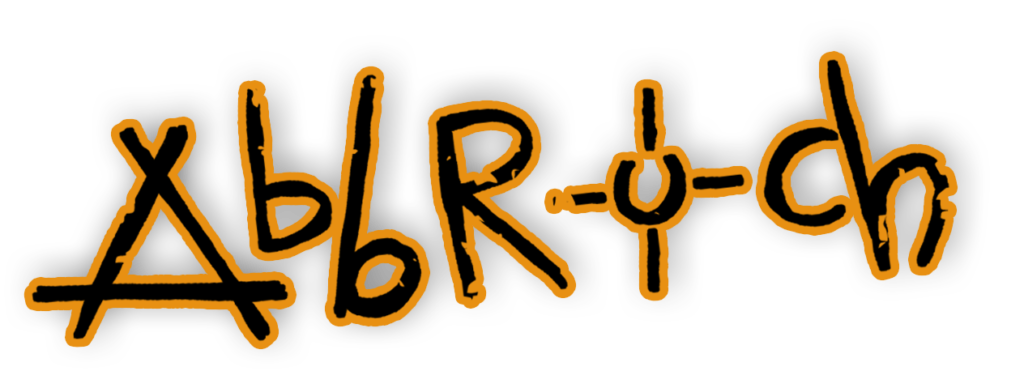 abbruch band logo